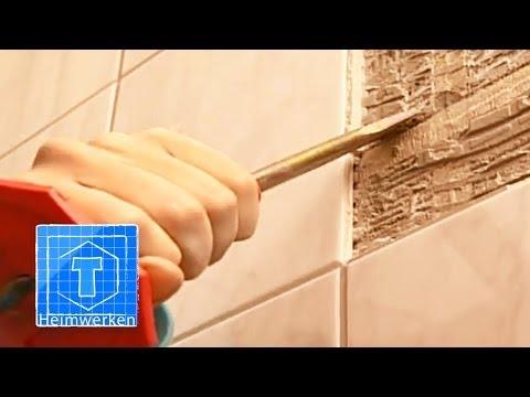 Fliesen Entfernen Tipps Für Wenig Aufwand Und Bauschutt Heimhelden