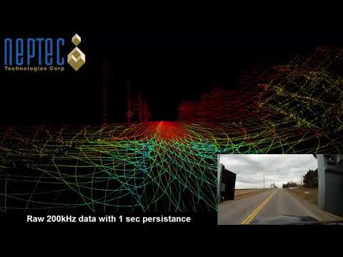 LiDAR On Vehicle Object Detection