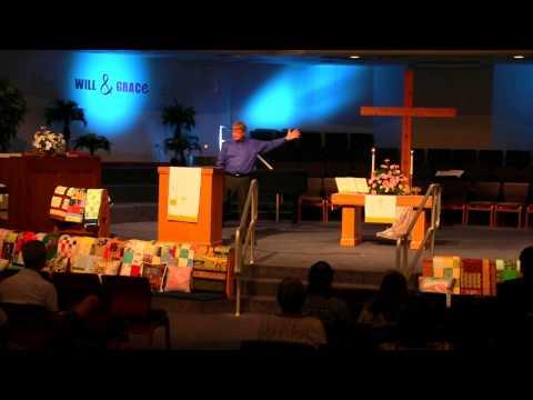 First United Methodist Church of Port Orange, FL - 12 April 2015 - Sermon A
