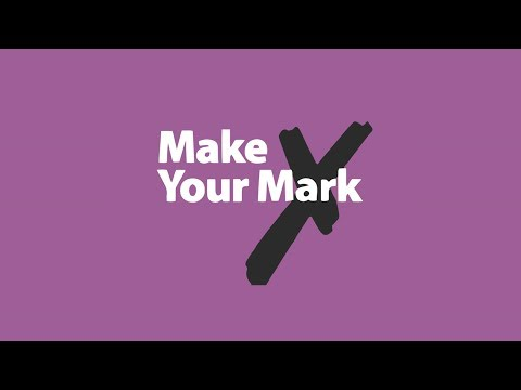 Make Your Mark 2017: What issue are you passionate about?