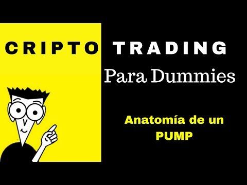 Que es un Pump and dump?  o inflar criptomonedas - Manipulación del precio  de una criptomoneda