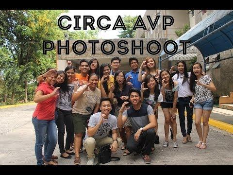 CIRCA AVP Photo Shoot Part 1
