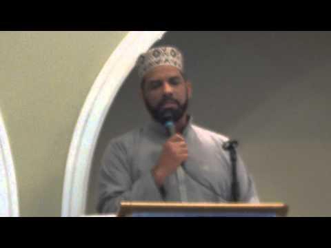 Muharram program at Fiji Islamic Center