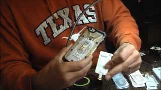Qpock review of the iPhone 6 Qi receiver Part 2 wireless charging
