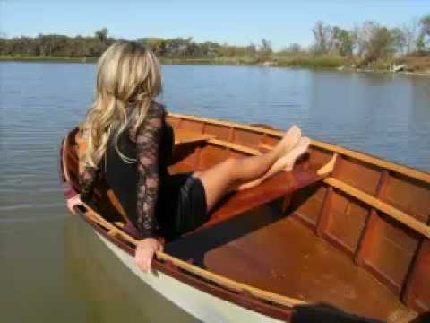 Rowboat row boat Photo Shoot - YouTube