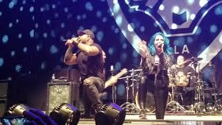 Bad Wolves-Hear Me Now(Feat Diamante)-Metra Park-Billings Mt-4-8-19 Video