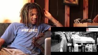 (UK Rapper) Fredo - They Aint 100 (Reaction Video)