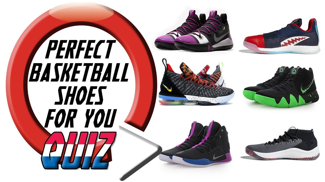 Find Perfect Basketball Shoes For You