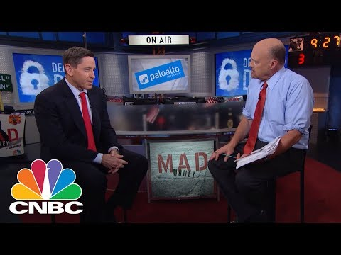 Palo Alto Networks CEO: Automating Hack Prevention | Mad Money | CNBC