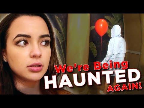 We're Being Haunted...AGAIN!