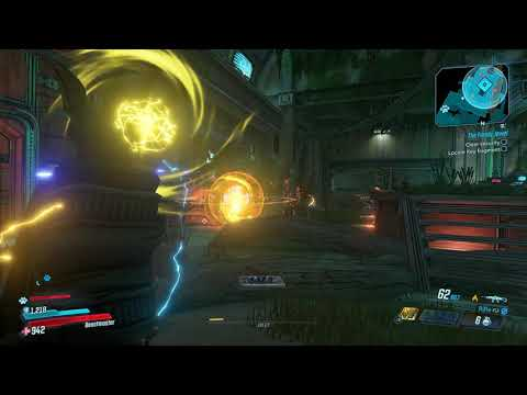 Borderlands 3 [PS4/XOne/PC] FL4K Watership Gameplay Trailer