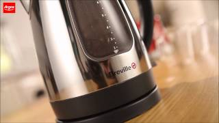Breville IKG832 Stainless Steel  Illuminating Jug Kettle