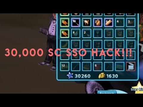 30,000 SC SSO HACK!!!! | NEW HACK 2017!!!!