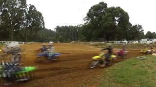 CMXC State Round Moto, Penguin, Tasmania - Highlights
