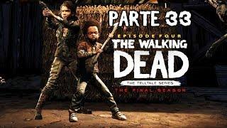 #33 The Walking Dead: The Final Season - Barco Destruído