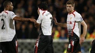 Video Gol Pertandingan Crystal Palace vs Liverpool