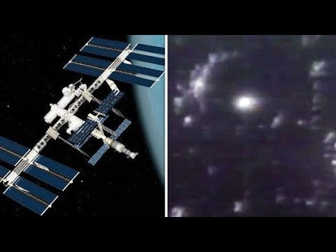 NASA ISS SHOCK: How strange 'illuminating' object left Mission Control BAFFLED