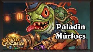 Paladín Múrlocs, mi mejor deck para Rango 5 [Hearthstone]