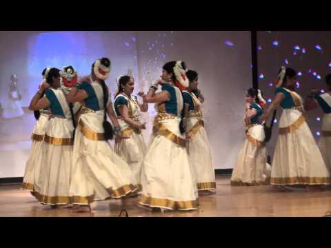KCS Summer Dreams 2012 - Kalari Vilakku Dance - Oru Vadakkan Veera Gatha