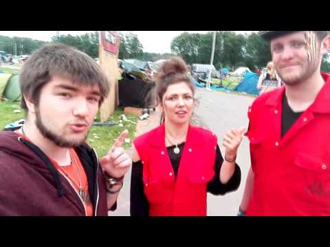 [Defqon.1 Diary] Part 4 - Monday: SPECIAL, Volunteers, Environment[VLOG]