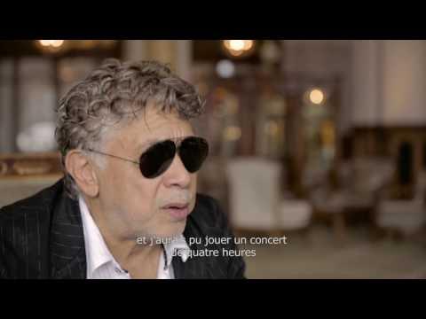Interview - MONTY ALEXANDER | Montreux Jazz Festival 2016