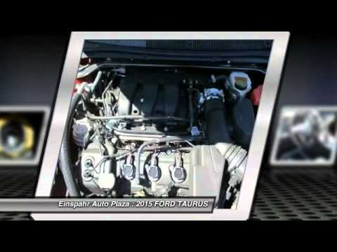 2015 Ford Taurus Brookings Sd F5193 Youtube