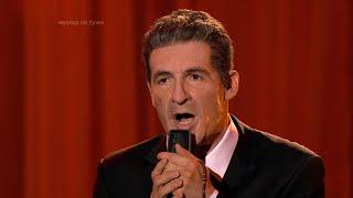 Krzysztof Kwiatkowski jako Leonard Cohen - Twoja Twarz Brzmi Znajomo