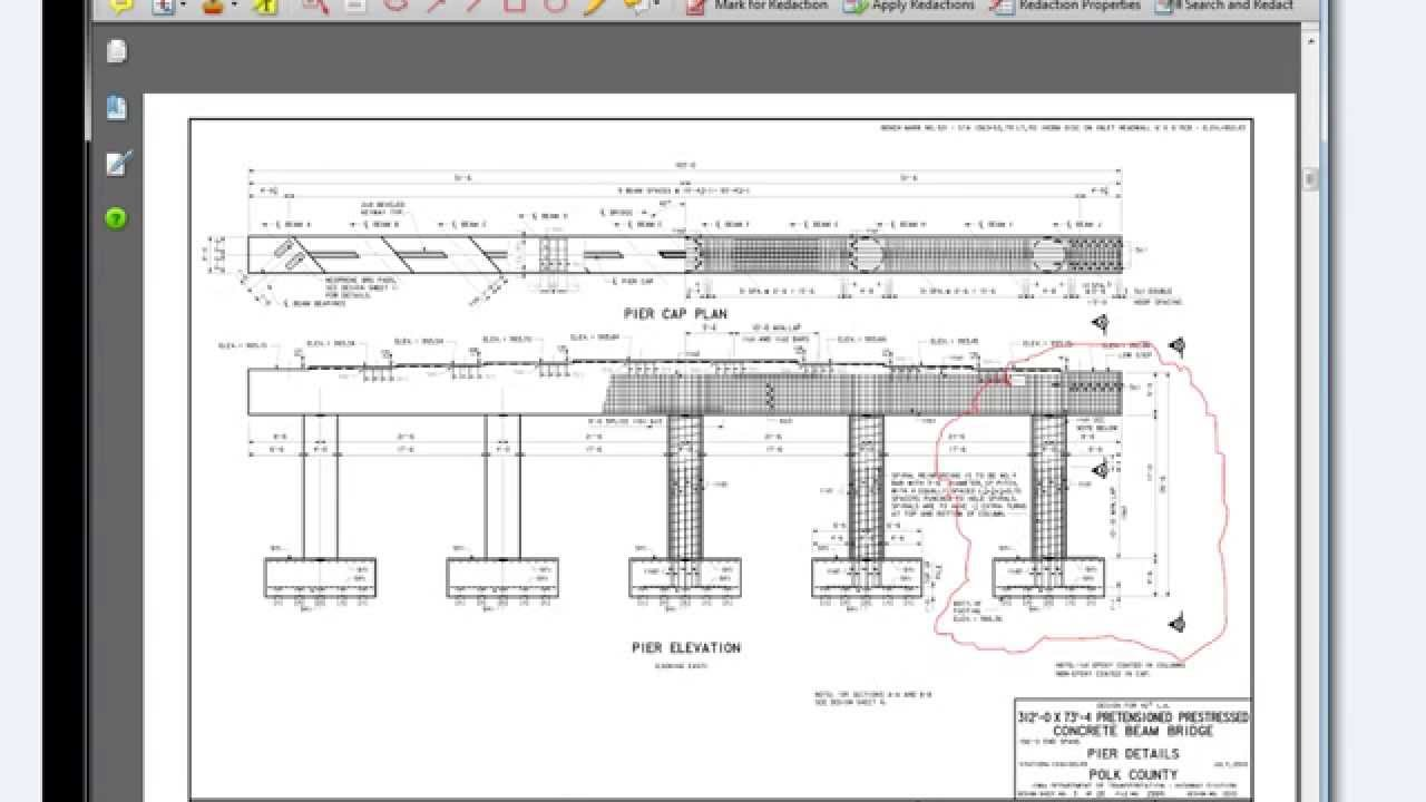 Revit Autodesk - Video 2 Overview Steel H piles used for bridge foundations
