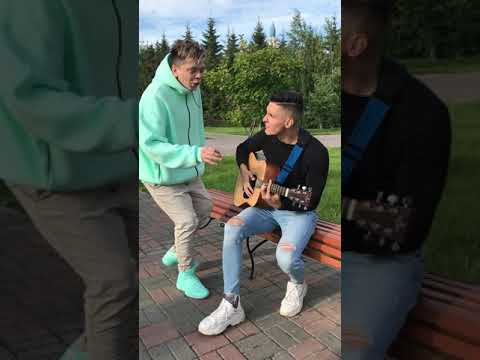 ТАТАРСКАЯ ПЕСНЯ УФТАНМА НА ГИТАРЕ с Elvin Grey