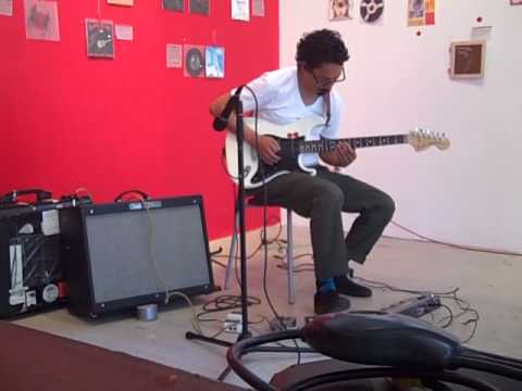 Tommy Guerrero @ Gallery 16, SF CA - WFMU live remote May 2010