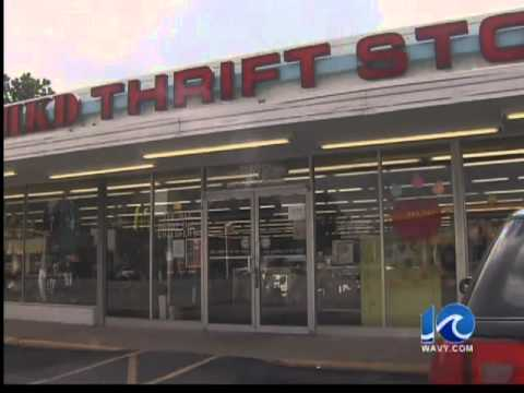 Thieves targeting CHKD thrift stores