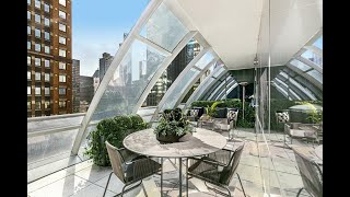 157 West 57th Street Apartment #32D, Midtown West, NYC