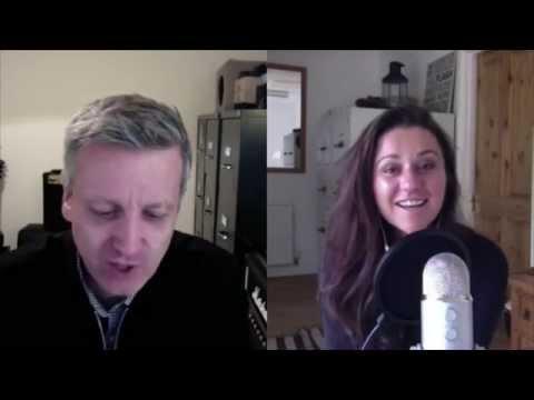 Graham Mack & Amy Stevenson Talk on Skype.  Episode 8c