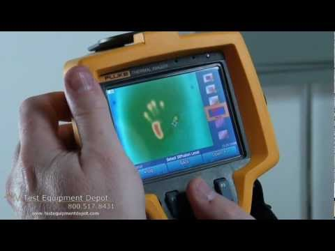 Fluke Ti32 Industrial Thermal Imager