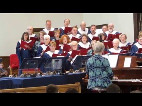 'Hallelujah! Resurrection Day!' - First United Methodist Church, Elkins, WV