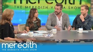 Joey Fatone Joins What's Hot Now! | The Meredith Vieira Show