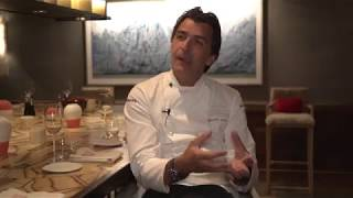 Hublot is proud to welcome chef yannick alleno into the hublot family