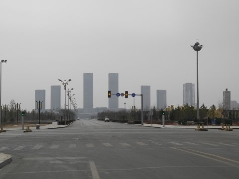 "What China's Ordos ""Ghost City"" Is Really Like"