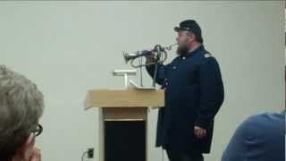 American Civil War Bugle Calls with George Rabbai