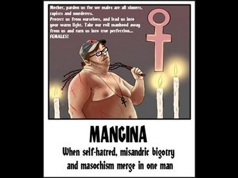 The mangina