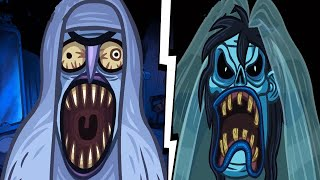 Troll Face Quest Horror 2 Vs Troll Face Quest Horror : 🎃Halloween Special🎃 - All Levels All Gameplay