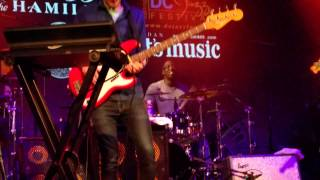 Snarky Puppy gettin funky in DC 6/25/15