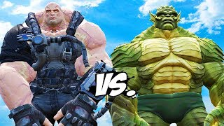 BANE VS ABOMINATION - EPIC BATTLE