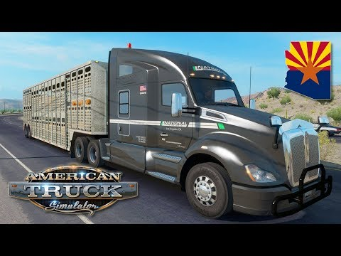American Truck Simulator #67 (Hard Economy) - BEAUTIFUL