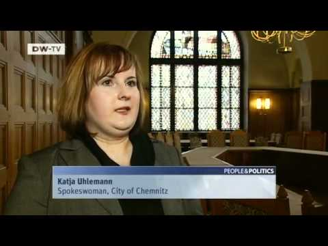 Chemnitz - the fastest aging city in Europe | People & Politics