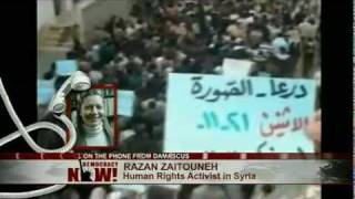 Syria Toll Tops 5,000, Activist in Hiding Urges Global Action to Stop Assad Regime Crackdown