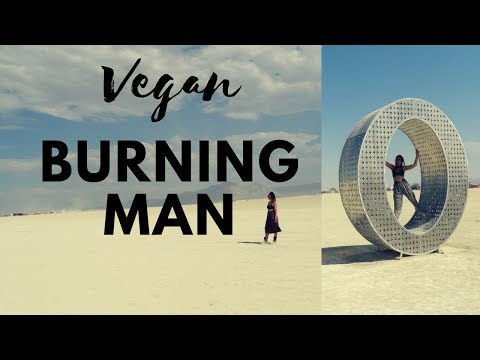 Can you be Vegan and go to Burning Man?