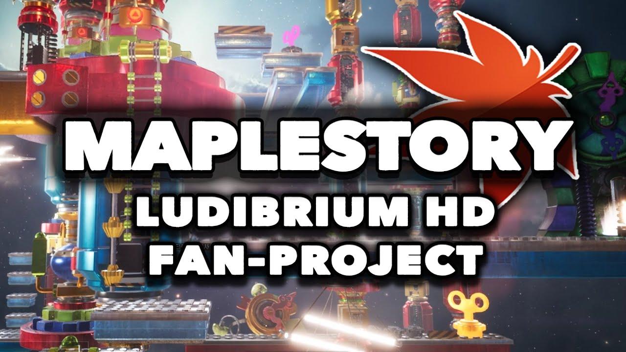 MapleStory - Ludibrium HD by RYU Russell