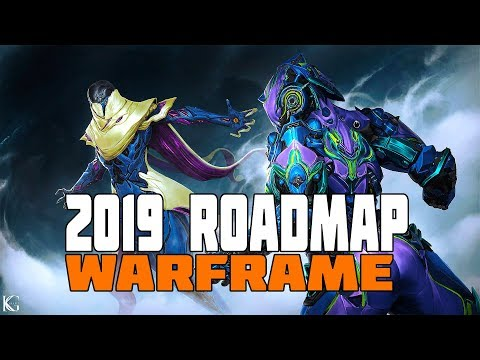 Warframe Empyrean - Railjack Full 2019 Roadmap - New Race, Tilesets and Frames plus More thumbnail