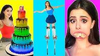 I tried 10 Crazy Challenges for 10 MILLION SUBSCRIBERS